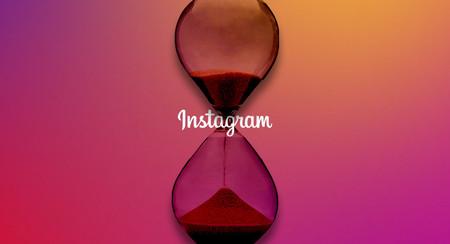 Tiempo en Instagram