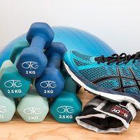 La mayoría de tus herramientas para hacer ejercicio en casa acabarán cubiertas de polvo