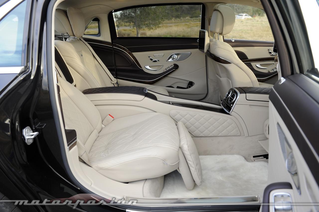 Foto de Mercedes-Maybach Clase S, primeras impresiones (12/31)