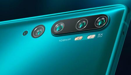 Xiaomi Cc9 Pro Camaras