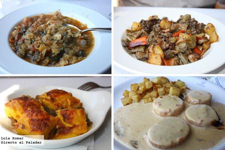 platos restaurante Es Molí