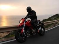 Prueba dinámica de la Ducati Hypermotard