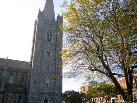 Las iglesias que no puedes perderte en Dublín