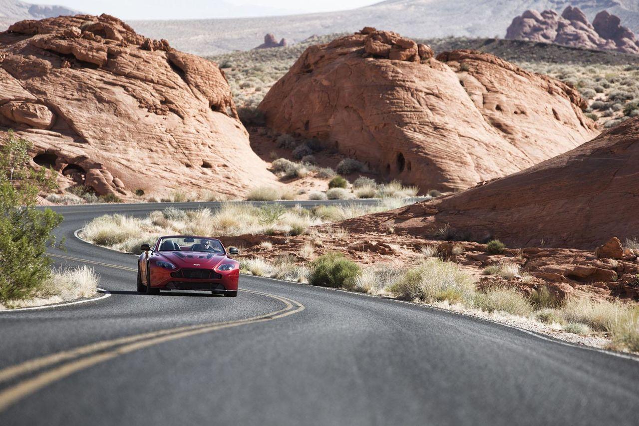 Foto de Aston Martin V12 Vantage S Roadster (7/14)