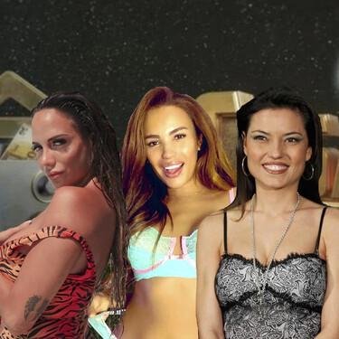 Samira Jalil, Cristini Couto y Mari Cielo Pajares nuevas concursantes de la segunda edición de 'La Casa Fuerte'