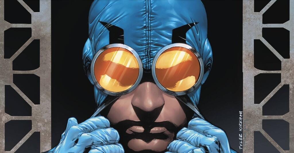 'Blue Beetle': DC pone en marcha la primera película de superhéroes latinos