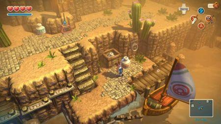 El creador de ese Zelda llamado Oceanhorn no oculta su interés en llevarlo a consolas