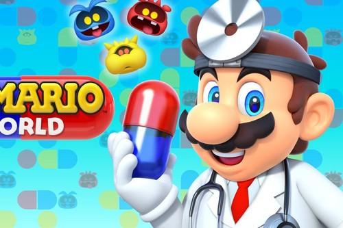 Dr. Mario World llegará en julio a iOS y Android. Esto es todo lo que sabemos hasta ahora de este nuevo free to play de Nintendo