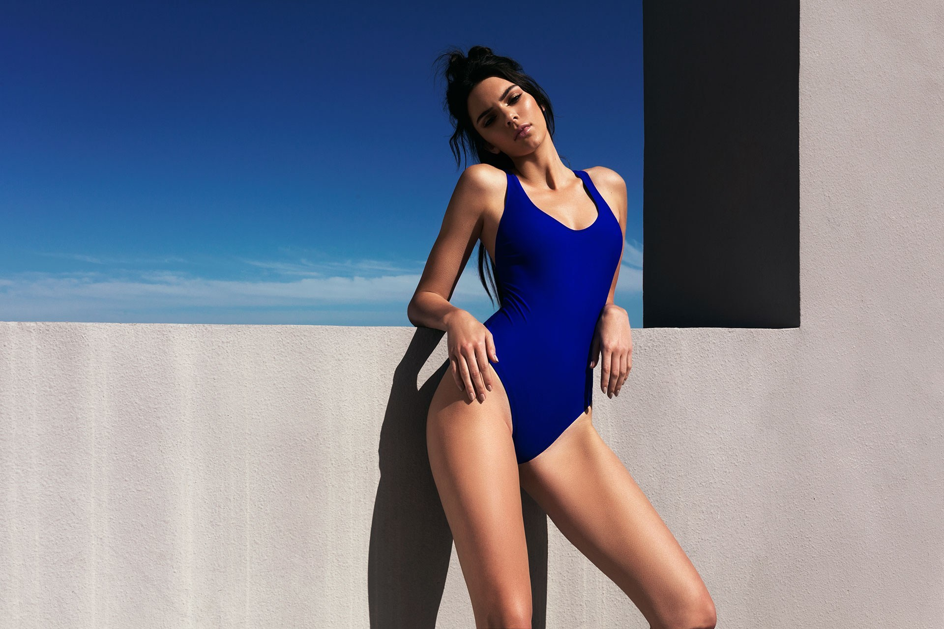 Colección de baño Kendall y Kylie Jenner para Topshop
