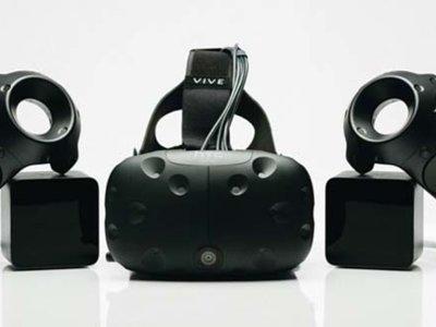HTC muestra su nuevo visor de realidad virtual que incluirá realidad aumentada
