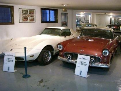 Hyundai Las Cruces >> Museu Nacional de l'Automobil en Andorra