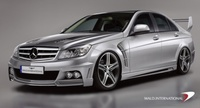 Mercedes Clase C Sports Line GT por Wald International