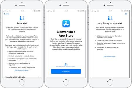 Privacidad iOS 11.3