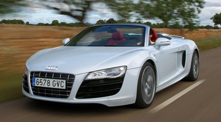 Más de novecientos Audi R8 Spyder serán llamados a revisión en Estados Unidos