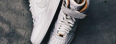 Las ofertas de Nike llegan con descuento extra para miembros en éstas fabulosas zapatillas blancas para el verano