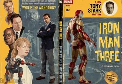 Taquilla española | Iron Man logra el mejor estreno de 2013