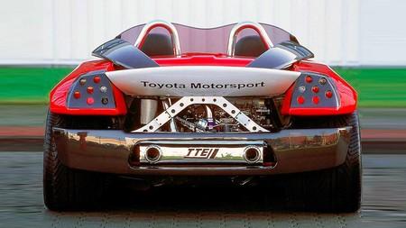 Toyota Mr2 Concept Car Street Affair 2001 2