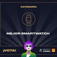 Mejor smartwatch: vota en los Premios Xataka Orange 2021