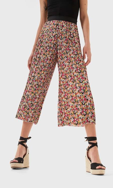 Pantalones Verano 2020 Flores 03