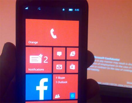 Imágenes de Windows Phone 8.1 nos adelantan novedades en la pantalla de inicio