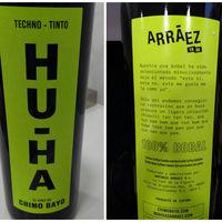 El mejor vino para comer bacalao es de Chimo Bayo y se llama 'Hu-Ha'