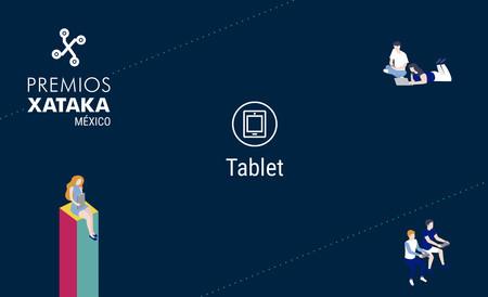 Mejor tablet, vota por tu preferido para los Premios Xataka México 2018