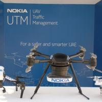 Nokia entra al mercado de los drones a través de una plataforma de control aéreo LTE