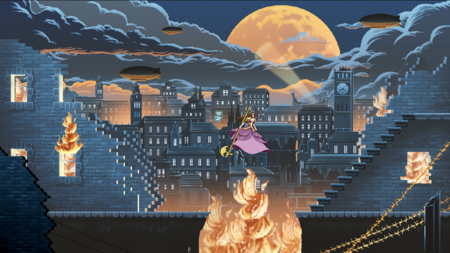 """'9 Years of Shadows' el """"metroidvania mexicano"""" inicia su campaña de financiamiento para llegar en 2021 a Nintendo Switch y PC"""