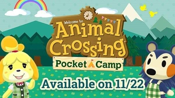 Animal Crossing Pocket Camp Ios