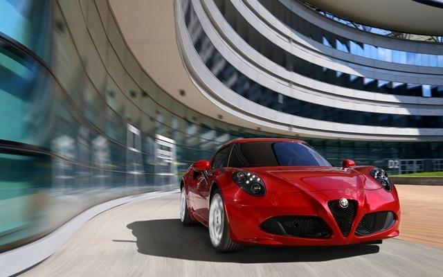 Foto de Alfa Romeo 4C llegará a México en 2014 (6/21)