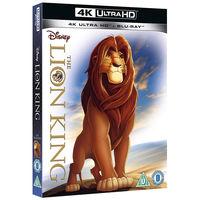 El Rey León, la película de animación clásica de Disney, llegará con la máxima calidad en formato Blu-ray UHD