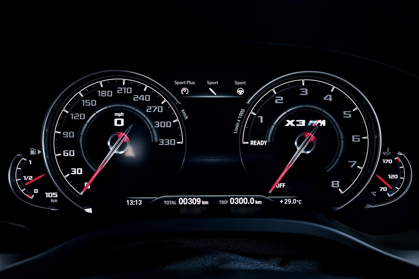 Foto de BMW X3 M 2020 (Presentación) (30/80)