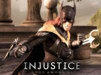 Batgirl vengándose del Joker en 'Injustice: Gods Among Us'