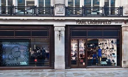 Karl Lagerfeld ya tiene tienda propia en Regent St., Londres
