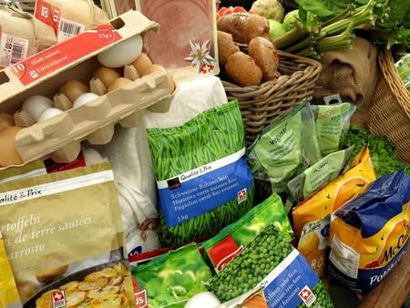 De la primera a la quinta gama, ¿qué son las gamas de alimentos?
