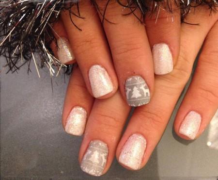 Nail Art Christmas 6