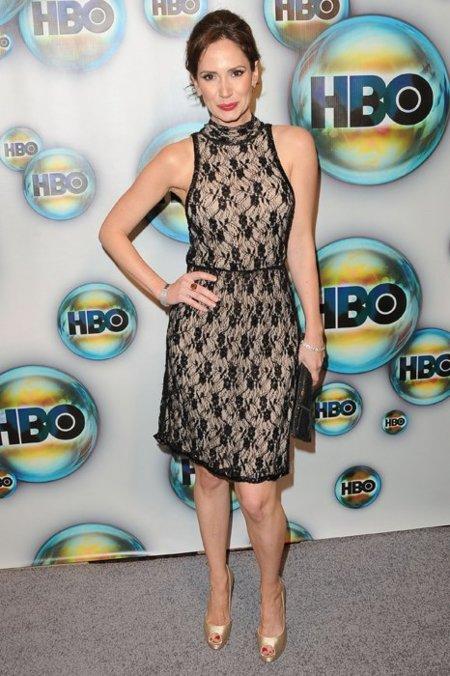 Ashley Jones fiesta de HBO