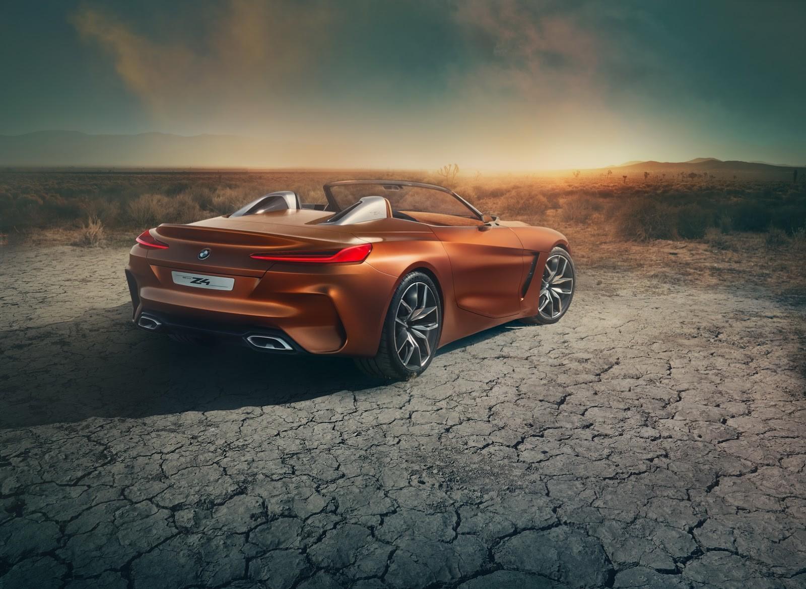 Foto de BMW Z4 Concept (9/19)