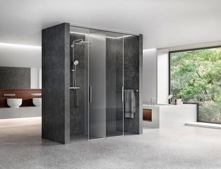 Opciones infinitas y personalizadas para disponer en casa de una ducha digna de un hotel