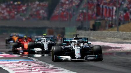Paul Ricard F1 2019