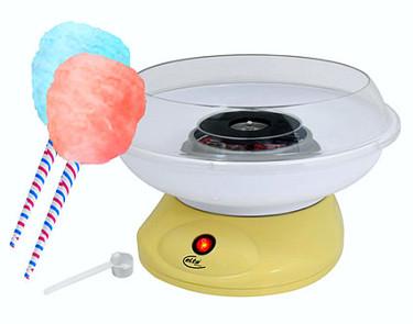 Máquina para hacer algodón de azúcar en casa