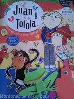 La revista infantil Juan y Tolola está llena de actividades