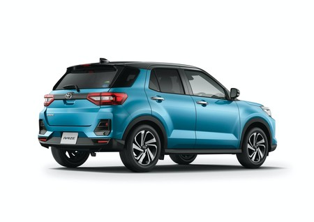 Toyota Raize 5