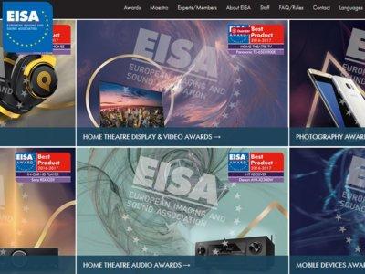 ¿Cuáles son los mejores equipos de imagen y sonido de 2016? Esta es la selección de la EISA para Europa