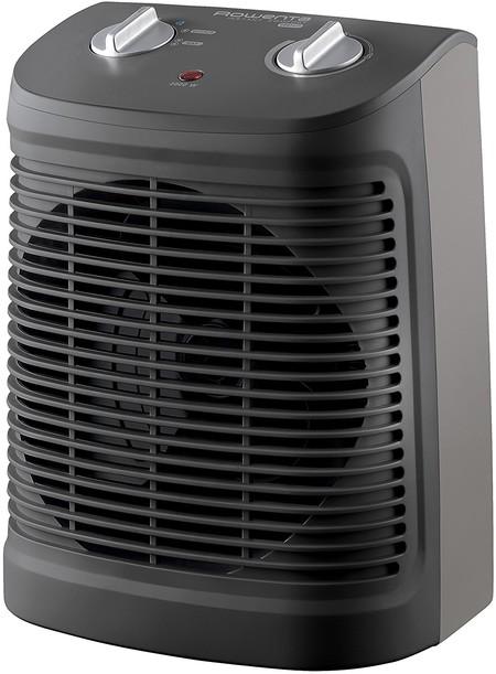 ¿Tienes fresquito? el calefactor Rowenta Comfort Compact SO2320 con función Silence cuesta sólo 29,74 euros en Amazon