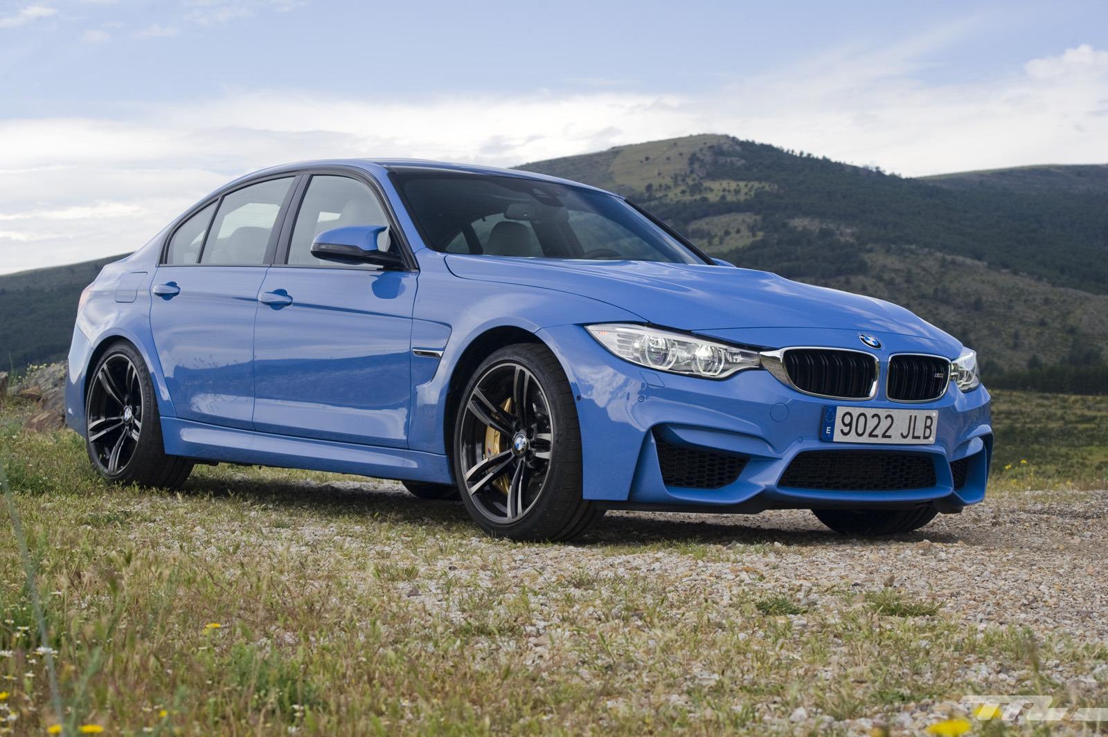 Foto de BMW M3, prueba (4/37)