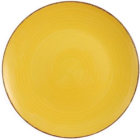 vajilla amarilla