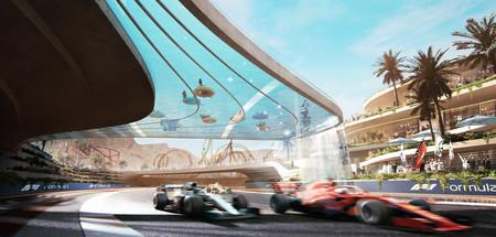 Arabia Saudi F1 2021