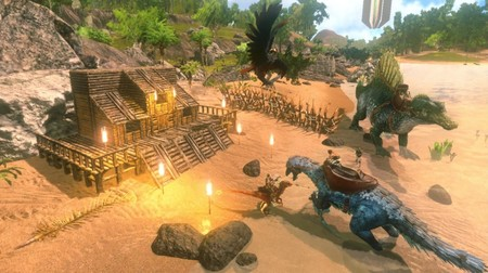 Ark Survival Evolve 1