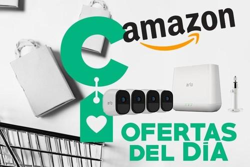 12 ofertas del día en Amazon en las gamas de videovigilancia Arlo y Arlo Pro 2 de Netgear